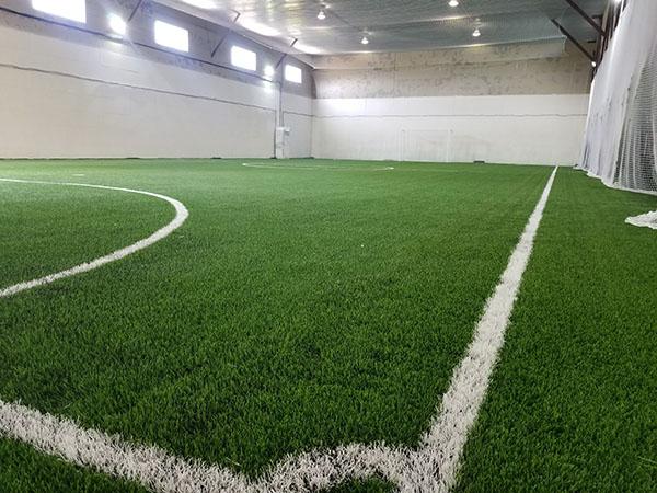 Футбольное поле в Волгограде
